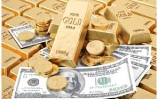 Введение золотого стандарта кто ввел