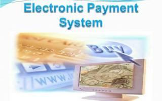 Какие есть платежные системы в россии